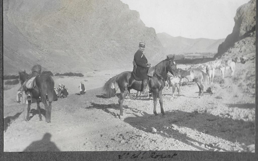 Un groupe franc au Maroc vers 1910-1911 Maroc_21