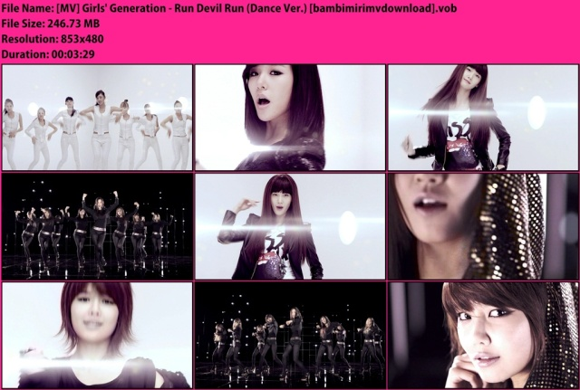 [MV] Girls' Generation - Run Devil Run (Dance Ver.) [VOB/246.73 MB] Imagdn10