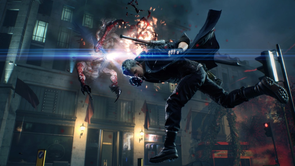 DEVIL MAY CRY 5 Punchl10