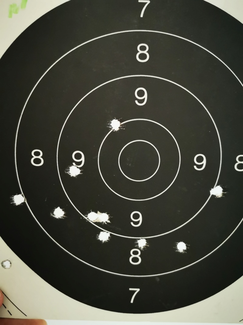 SP3 et 30carbine  Tir_us10