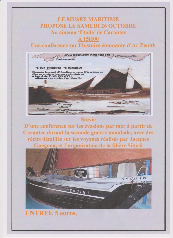 [Les Musées en rapport avec la Marine] Musée Maritime de Carantec - Page 2 Deux_c10