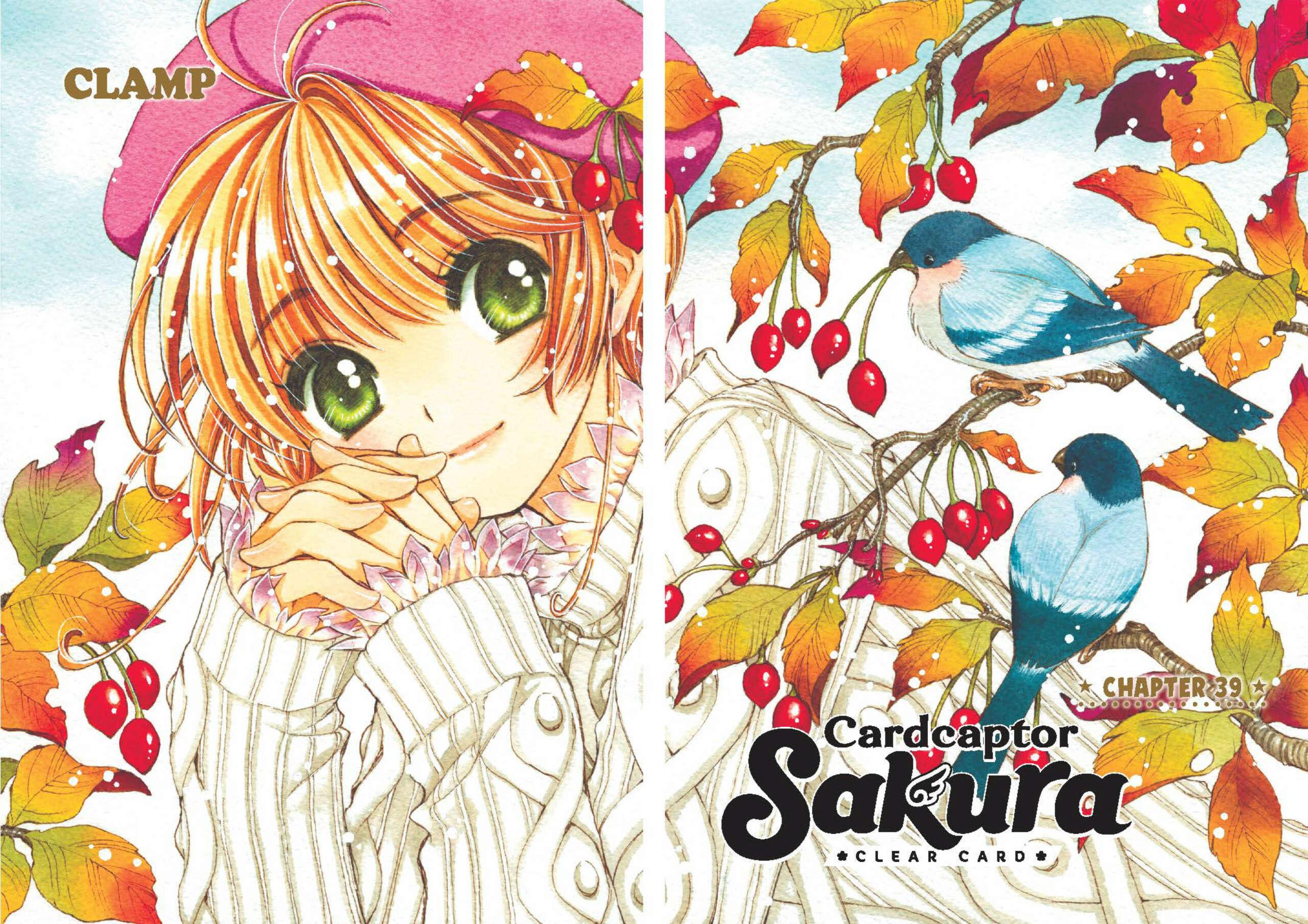 Card Captor Sakura et autres mangas [CLAMP] 0012410