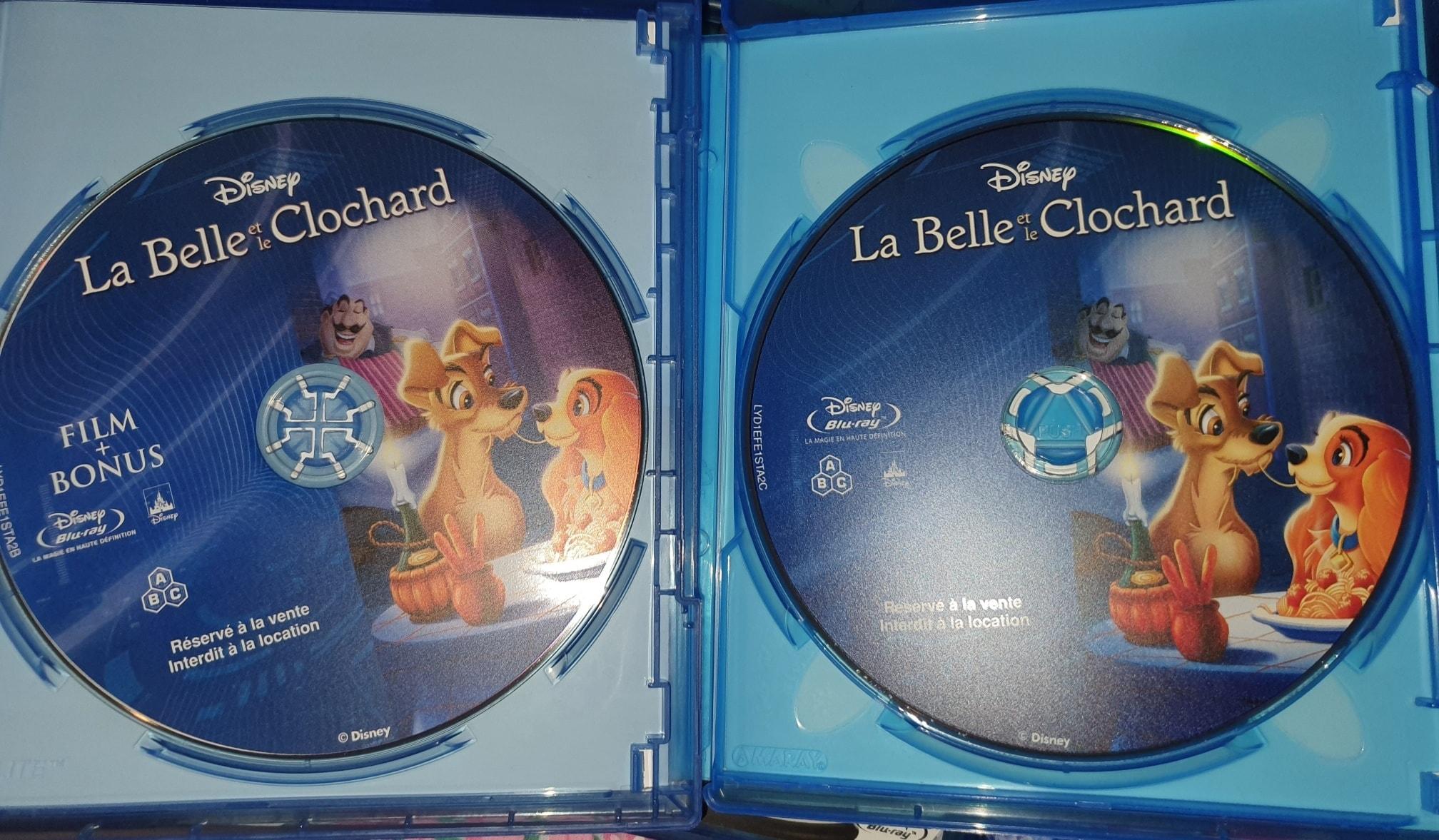Les Blu-ray Disney avec numérotation... - Page 10 11904410