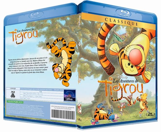 Projet des éditions de fans (Bluray 3D, Bluray, DVD, HD) : Les anciens doublages restaurés en qualité optimale ! - Page 9 _j_tig11