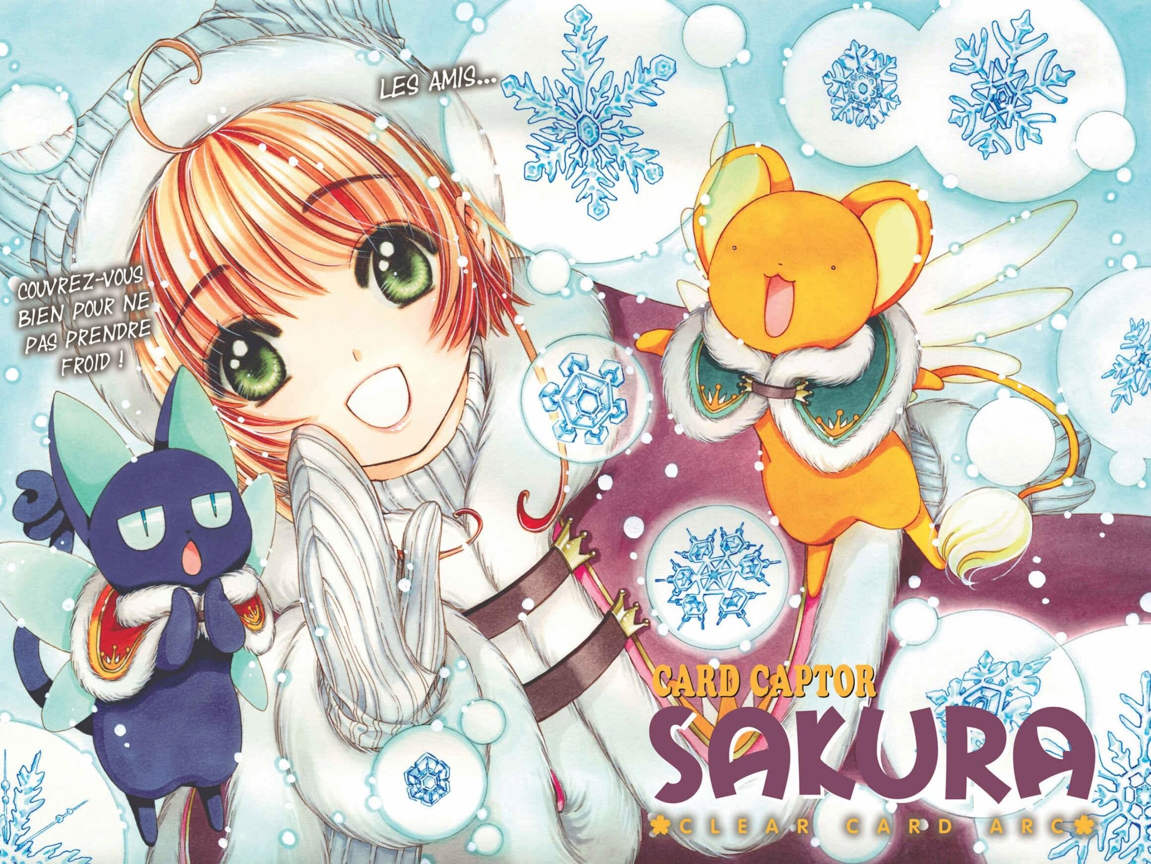 Card Captor Sakura et autres mangas [CLAMP] - Page 41 Cardca12