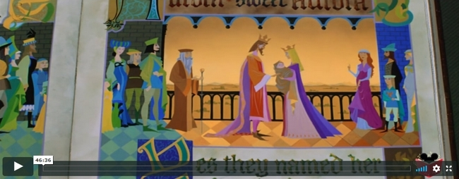 La Belle au Bois Dormant [Walt Disney - 1959] - Page 15 Festiv10