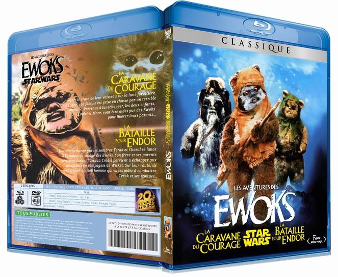 Projet des éditions de fans (Bluray 3D, Bluray, DVD, HD) : Les anciens doublages restaurés en qualité optimale ! - Page 9 J_ewok10
