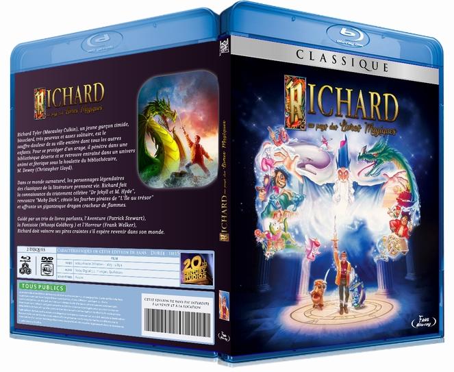 Projet des éditions de fans (Bluray 3D, Bluray, DVD, HD) : Les anciens doublages restaurés en qualité optimale ! - Page 9 J_rich10