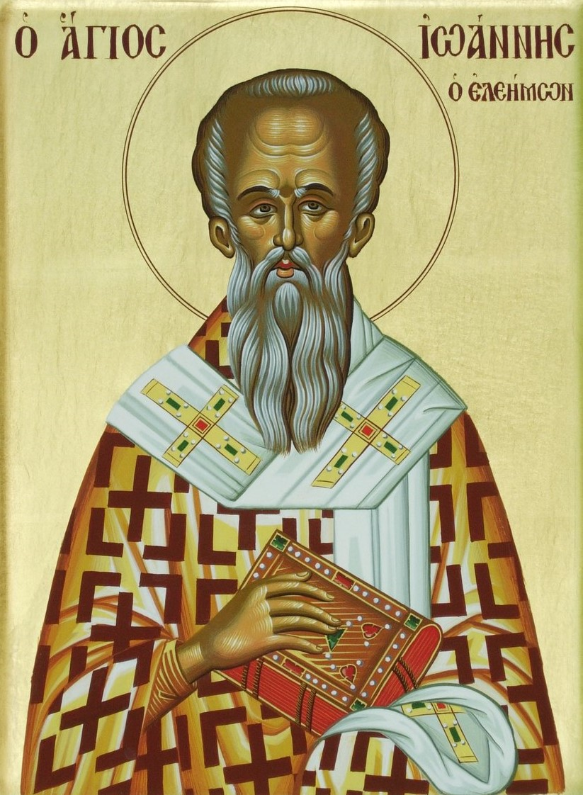 Παρακλητικός Κανών εις τον Άγιο Ιωάννη τον Ελεήμων Aa_oya10