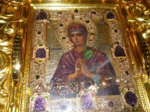 Χαιρετισμοί εις την εικόνα της Παναγίας της Πραύνουσας καρδίας κακάς  Aaaaa_11