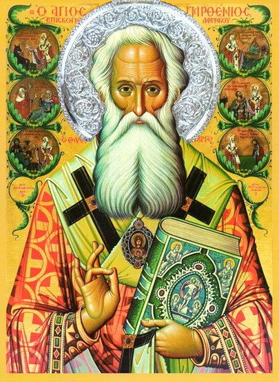 Παρακλητικός κανών εις τον εν Αγίοις Πατέρα ημών Παρθένιον Λαμψάκου τον Θαυματουργόν Aaya10