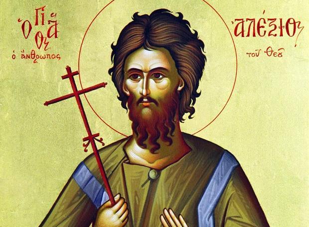 Παρακλητικός Κανών εις τον Άγιον Αλέξιον τον Άνθρωπο του Θεού Agios_11
