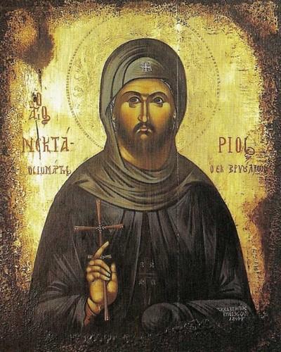 Βίος Αγίου Νεκταρίου του Αγιαννανίτου Agiosn12