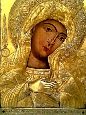 Παρακλητικός κανών εις την Παναγία Αμπελακιώτισσα Ναυπακτίας Ampela10