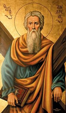 Παρακλητικός Κανών εις τον Απόστολον Ανδρέαν τον Πρωτόκλητον Νο2 Aposto10