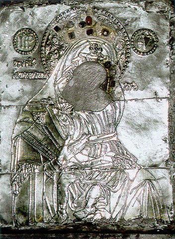 Παρακλητικός Κανών εις την Υπεραγίαν Θεοτόκον Χοζοβιώτισσα Ιεροσολύμων Art-6-10