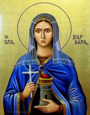 Χαιρετισμοί στην Αγία Μεγαλομάρτυρα Βαρβάρα Barbar10