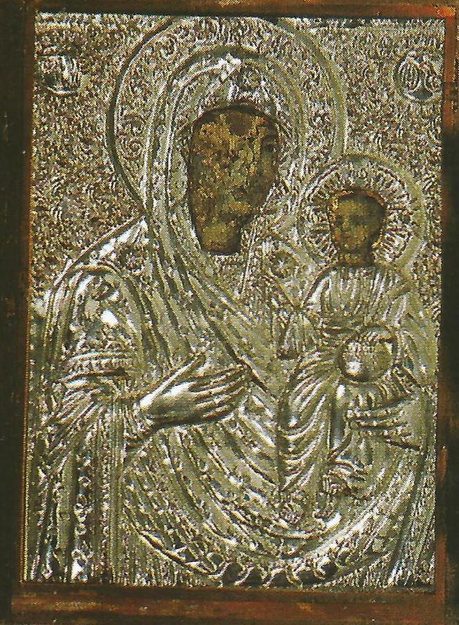 Παρακλητικός Κανών εις την Υπεραγίαν Θεοτόκον Βύσσιανη Σερρών Bisian10