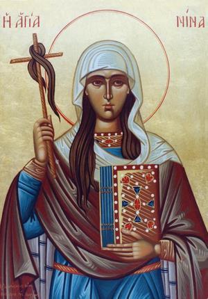 Βίος της Αγίας και Ισαποστόλου Νίνας C_c_co10