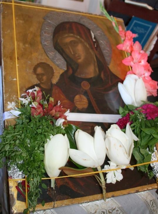 Παρακλητικός Κανών εις την Παναγία Διωτισσης Κεφαλληνίας Diotis10