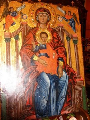 Παρακλητικός Κανών εις την Υπεραγίαν Θεοτόκον την Επικαλούμενην Χιλιαδού Eikona10