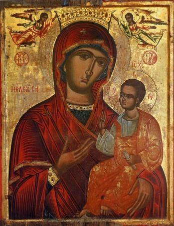 Παρακλητικός Κανών εις την Υπεραγίαν Θεοτόκον την Ελεούσαν Eleous10