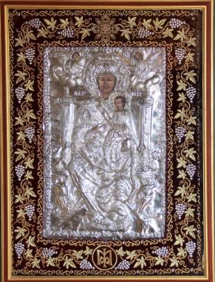 Ιστορικό Ιερά Μονή Παναγίας Φανερωμένης Ρόδου Fanero11