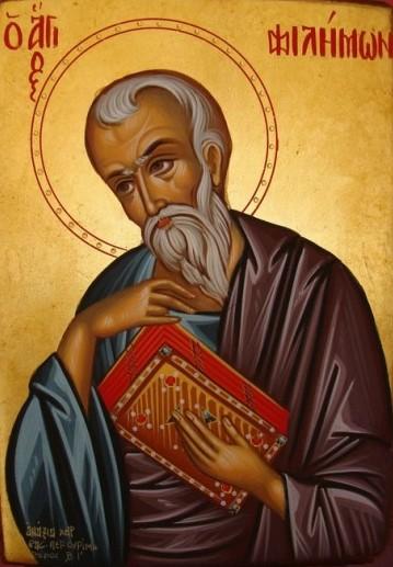 Παρακλητικός Κανών εις τον Άγιο Απόστολο Φιλήμονα   Filimo10