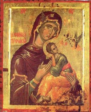 Παρακλητικός Κανών εις την Υπερ Αγία Θεοτόκο την Φοβερά Προστασίαν Fobera10