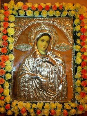 Χαιρετισμοί εις την Αγίαν  Ένδοξον Ισαπόστολον και Μεγαλομάρτυρα Φωτεινήν την Σαμαρείτιδα Fotini10