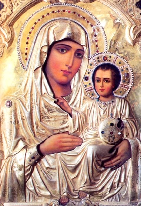 Παρακλητικός Κανών εις την Υπεραγίαν Θεοτόκον την Ιεροσολυμίτισσαν Ieroso10