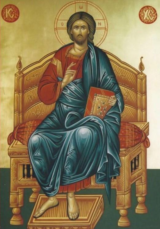 Παρακλητικός Κανών του Ειρηνάρχου Κυρίου Ημών Ιησού Χριστού Iisous10