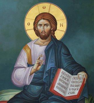 Παρακλητικός Κανών εις τον Δεσπότη Χριστόν Υπέρ των μαθητών των υποκειμένων εις εξετάσεις Jesusc10