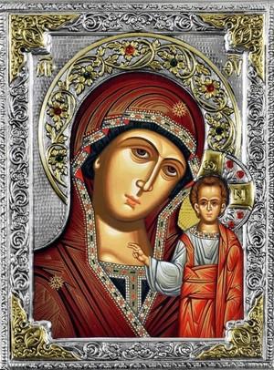Χαιρετισμοί εις την Υπεραγίαν Θεοτόκον του Καζάν Kazan10
