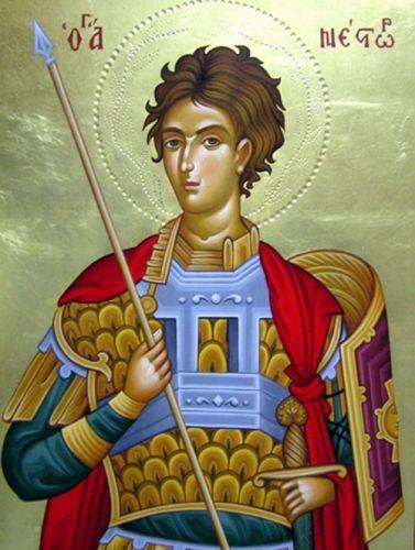 Χαιρετισμοί εις τον Άγιο Μάρτυρα Νέστωρ Nestor10