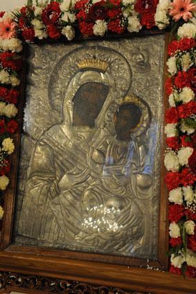 Παρακλητικός Κανών εις την Υπεραγίαν Θεοτόκον την Γηροκομίτισσαν Panagi24