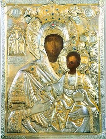 Παρακλητικός Κανών εις την Υπεραγία Θεοτόκον την Κουκουζέλισσαν Panagi32