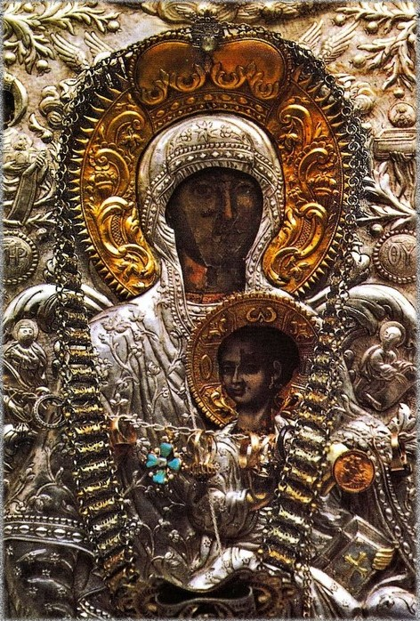 Παρακλητικός Κανών εις την Υπεραγίαν Θεοτόκον την Μυροβλύτισσαν Άνδρου Panagi33