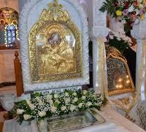 Παρακλητικός Κανών εις την Υπεραγίαν Θεοτόκον Μονή Πελαγίας Βοιωτίας Panagi36
