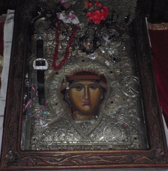 Παρακλητικός Κανών εις την Υπεραγίαν Θεοτόκον την Εικονίστριαν  Panagi39