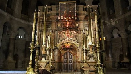 Παρακλητικός Κανών εις τον Αναστάντα εκ Τάφου Τριήμερον Κύριον ημών Ιησού Χριστόν. Panagi43