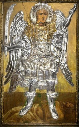 Παρακλητικός Κανών εις τον Αρχάγγελο Μιχαήλ Πανορμίτη Panorm10