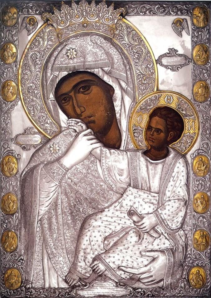 Παρακλητικός Κανών εις την Υπεραγία Θεοτόκον την Παραμυθίαν Paramy11
