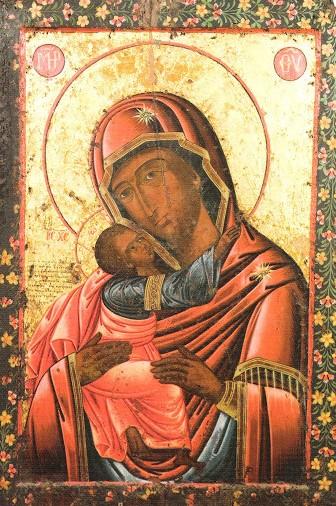 Παρακλητικός Κανών εις την Υπεραγίαν Θεοτόκον την Παρηγορίτισσα Άρτας Parhgo11