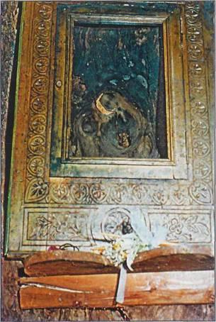 Παρακλητικός Κανών εις την Υπεραγίαν Θεοτόκον την Πλατανιώτισσα Platan11