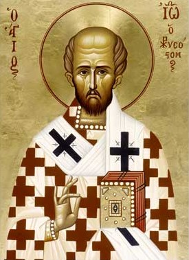 Χαιρετισμοί εις τον Άγιο Ιωάννη τον Χρυσόστομο Xrysos10