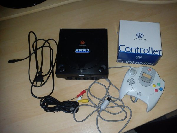 Consoles GBA SP, Dreamcast 33138411