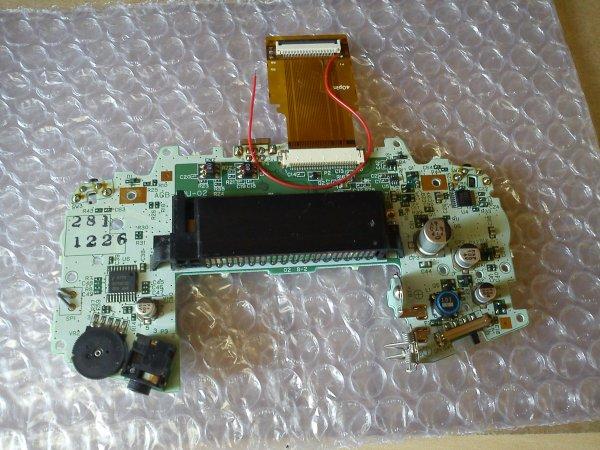 Console Game Boy Adance backlight mod ASG-101 et custom 33153414