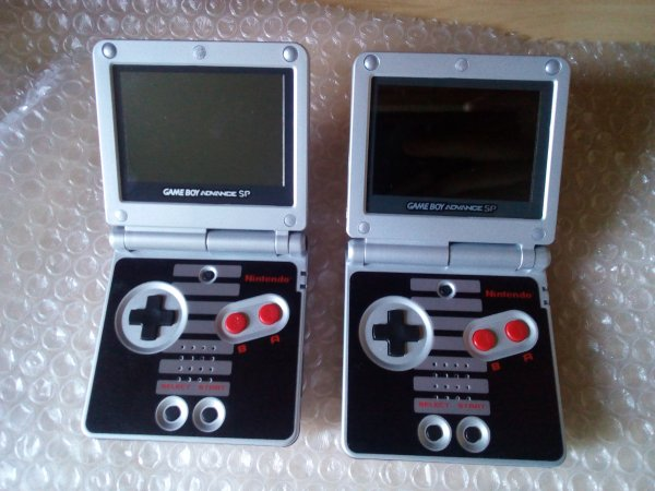 Console Game Boy Advance SP AGS-101 33170611