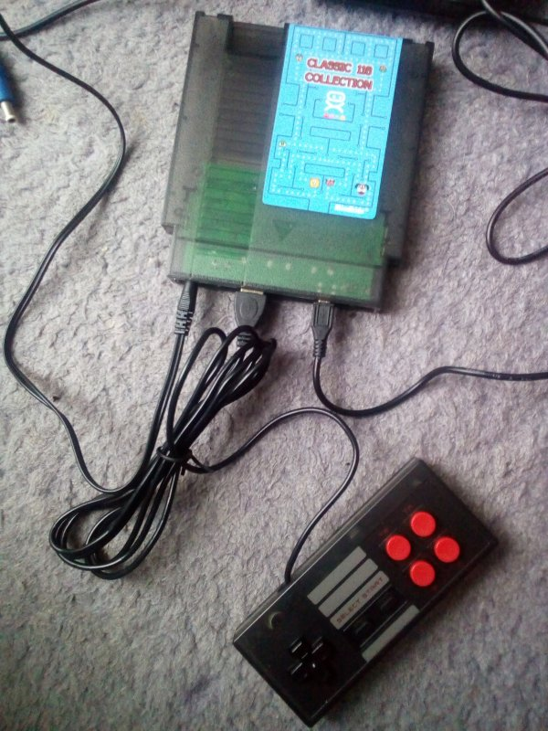 [VDS] Consoles GBA, GBA SP, AGS 101, Dreamcast, SNES, NES 33188010